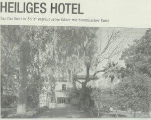 hotel cas sant mallorca palma kurier